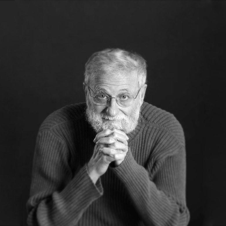 Expérience utilisateur : portrait : Donald D. Normans, photo en noir et blanc