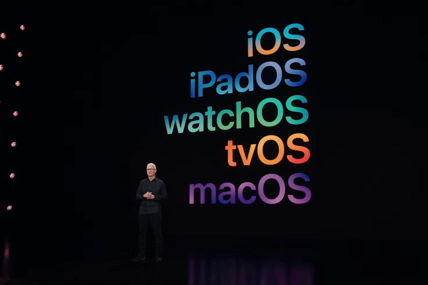 WWDC 21 : Keynote Apple