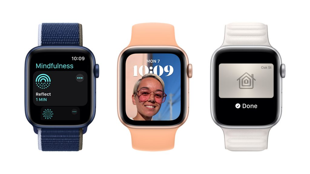 WWDC 21 : WatchOS 8